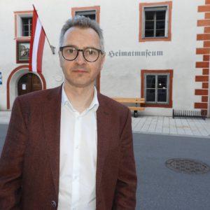 Dr. Klaus Heitzmann, Obmann des Museumsvereins