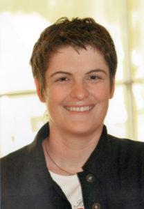 Schriftführerin Ursula Lüftenegger
