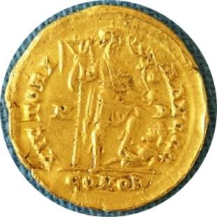 Solidus Arcadius