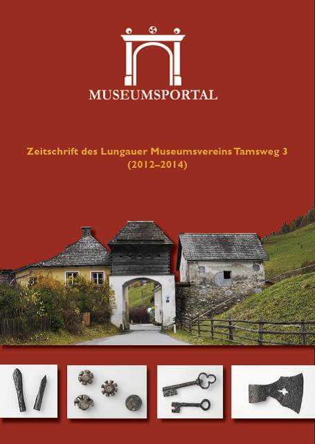 Titelseite des Museumsportal 3